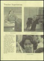1977 Pendleton High School Yearbook Page 40 & 41