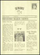 1977 Pendleton High School Yearbook Page 42 & 43