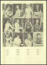 1977 Pendleton High School Yearbook Page 44 & 45