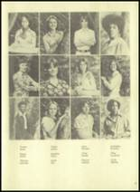 1977 Pendleton High School Yearbook Page 48 & 49