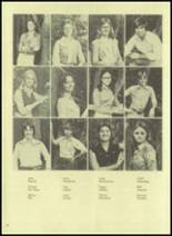 1977 Pendleton High School Yearbook Page 50 & 51