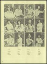 1977 Pendleton High School Yearbook Page 52 & 53