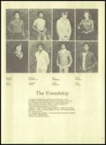 1977 Pendleton High School Yearbook Page 54 & 55