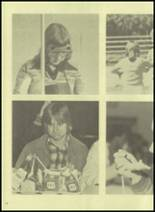 1977 Pendleton High School Yearbook Page 56 & 57