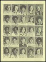 1977 Pendleton High School Yearbook Page 62 & 63