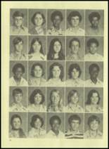 1977 Pendleton High School Yearbook Page 72 & 73