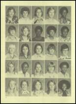 1977 Pendleton High School Yearbook Page 78 & 79