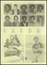 1977 Pendleton High School Yearbook Page 94 & 95