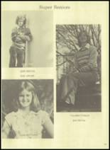 1977 Pendleton High School Yearbook Page 104 & 105