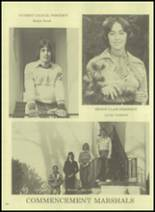 1977 Pendleton High School Yearbook Page 106 & 107