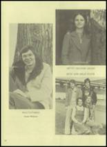 1977 Pendleton High School Yearbook Page 108 & 109