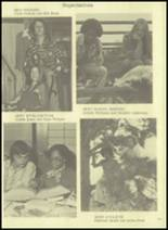 1977 Pendleton High School Yearbook Page 116 & 117