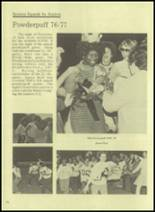 1977 Pendleton High School Yearbook Page 120 & 121