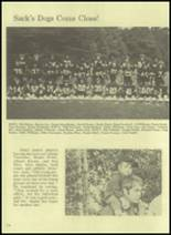 1977 Pendleton High School Yearbook Page 122 & 123