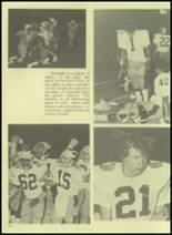 1977 Pendleton High School Yearbook Page 124 & 125