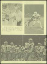 1977 Pendleton High School Yearbook Page 126 & 127