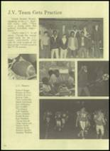 1977 Pendleton High School Yearbook Page 128 & 129