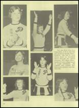 1977 Pendleton High School Yearbook Page 130 & 131