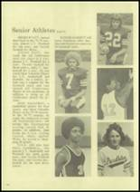 1977 Pendleton High School Yearbook Page 146 & 147
