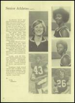 1977 Pendleton High School Yearbook Page 148 & 149