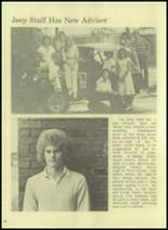 1977 Pendleton High School Yearbook Page 154 & 155