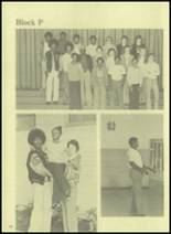 1977 Pendleton High School Yearbook Page 160 & 161