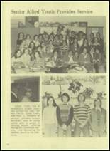1977 Pendleton High School Yearbook Page 162 & 163
