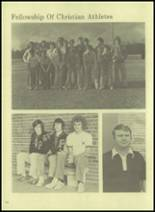 1977 Pendleton High School Yearbook Page 164 & 165
