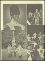 1977 Pendleton High School Yearbook Page 166 & 167