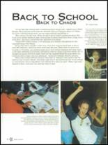 2002 San Dieguito High School Yearbook Page 14 & 15