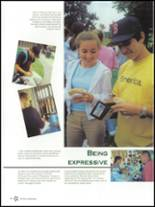 2002 San Dieguito High School Yearbook Page 18 & 19