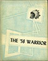 1958 Yearbook Woodland High School