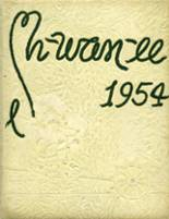 1954 Yearbook Shannock Valley High School