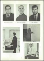 1969 Mt. Assumption Institute Yearbook Page 12 & 13
