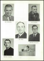 1969 Mt. Assumption Institute Yearbook Page 16 & 17