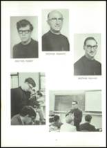 1969 Mt. Assumption Institute Yearbook Page 18 & 19