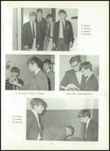 1969 Mt. Assumption Institute Yearbook Page 20 & 21