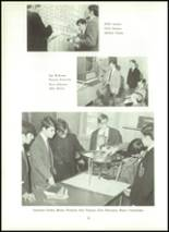 1969 Mt. Assumption Institute Yearbook Page 36 & 37
