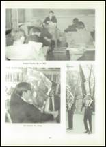 1969 Mt. Assumption Institute Yearbook Page 52 & 53