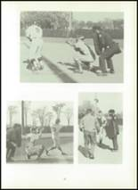 1969 Mt. Assumption Institute Yearbook Page 84 & 85