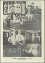 1943 Middletown Area High School Yearbook Page 66 & 67
