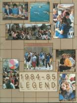 1985 Yearbook Canyon High School