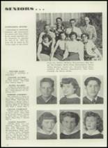 1951 Burley High School Yearbook Page 22 & 23