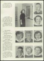 1951 Burley High School Yearbook Page 26 & 27