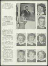 1951 Burley High School Yearbook Page 28 & 29