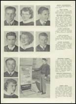 1951 Burley High School Yearbook Page 30 & 31