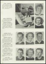 1951 Burley High School Yearbook Page 32 & 33