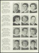 1951 Burley High School Yearbook Page 34 & 35