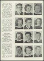 1951 Burley High School Yearbook Page 36 & 37