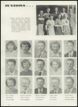 1951 Burley High School Yearbook Page 38 & 39